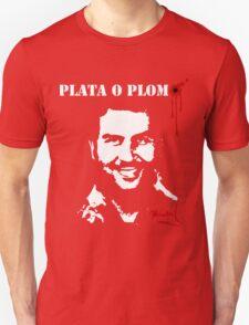 "Pablo Escobar ""Plata o Plomo"" T-Shirt"