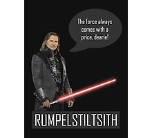 Rumpelstiltsith - Once Upon A Time II Photographic Print