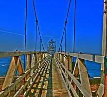 Point Bonita Lighthouse by Stephen Burke