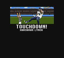 Tecmo Bowl Touchdown Marshawn Lynch Unisex T-Shirt