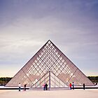 The Louvre Paris by Cubagallery