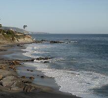 Laguna Beach: View from Heisler Park by E.E. Jacks