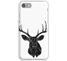 Buck the Line- Negative iPhone Case/Skin