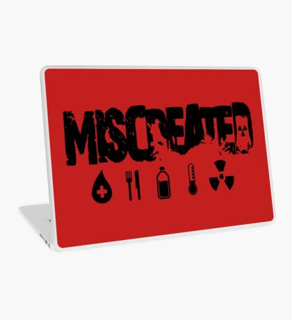 Miscreated  Design 2 Red (Official) Laptop Skin
