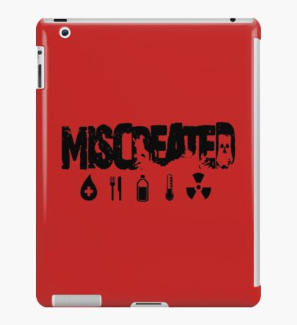 Miscreated  Design 2 Red (Official) iPad Case/Skin