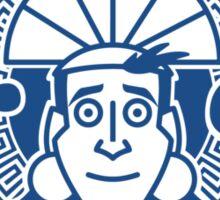 Kuzco Time Sticker