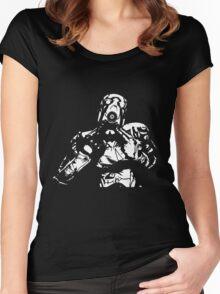 Psycho (Borderlands) Women's Fitted Scoop T-Shirt