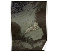 Maurice de Becque Livre de la jungle, p145 Poster