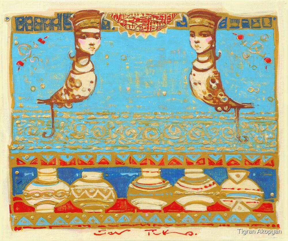 Guardian Angels by Tigran Akopyan