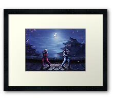 Sweet Spring Night - 10 left! Framed Print