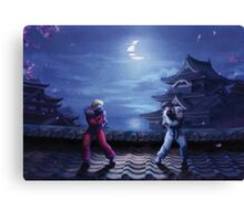 Sweet Spring Night - 10 left! Canvas Print