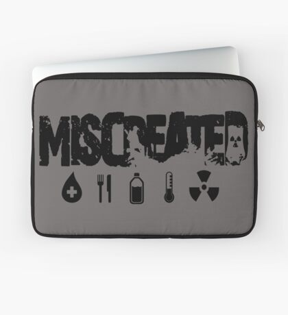Miscreated Design 2 Grey (Official) Laptop Sleeve