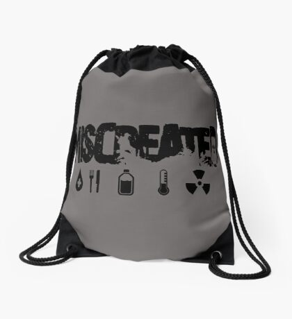 Miscreated Design 2 Grey (Official) Drawstring Bag