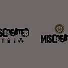 Miscreated Design 2 Grey (Official) by Miscreated