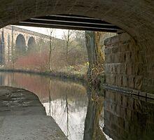 Viaduct beyond by twinnieE