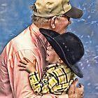 Hug by WesternArt