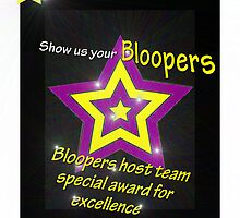 Show us your Bloopers Banner. by Susie Hawkins