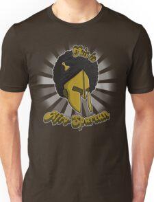 Afro-Spartan 2 T-Shirt