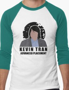Kevin Tran-Advanced Placement Men's Baseball ¾ T-Shirt