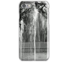 Water Fountains in Stamford park iPhone Case/Skin
