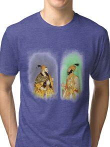 Mughal Emperors  Tri-blend T-Shirt