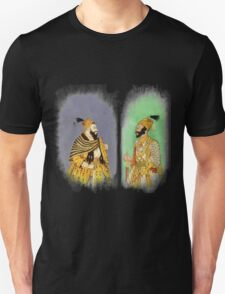 Mughal Emperors  Unisex T-Shirt