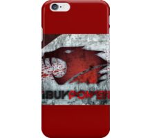 IBP ARMY iPhone Case/Skin