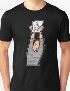 Schisslaweng - Die Meinung Unisex T-Shirt