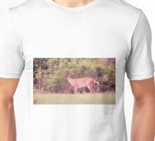 In The Backyard Unisex T-Shirt