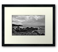St Abbs Harbour Framed Print