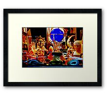 Astrology Advisory Framed Print