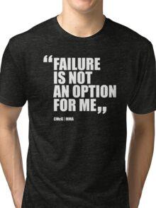 Conor McGregor - Quotes [Failure] Tri-blend T-Shirt