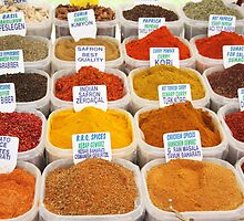 Spice Up Your Life! by Carol Kitson
