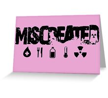 Miscreated Design 2 Pink (Official) Greeting Card