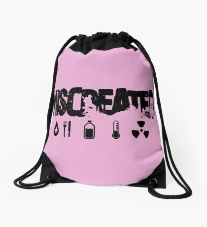 Miscreated Design 2 Pink (Official) Drawstring Bag