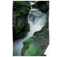 Avalanche Falls Poster