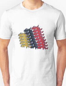 color effects Unisex T-Shirt