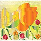 Heaven's Blooms by IrisGelbart