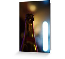 Belgian Beer, the Best in the World Greeting Card