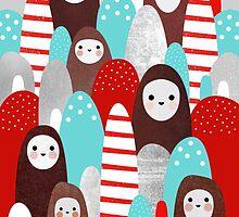 Gingerbread Spirits by Elisabeth Fredriksson