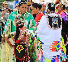 Whoop-Up Days Pow Wow by Alyce Taylor
