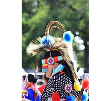 Whoop-Up Days Pow Wow Photographic Print