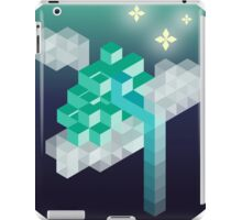 An isometric night iPad Case/Skin