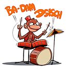 Ba-Dam Dsisch by Marvinclifford