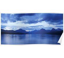Lake McDonald, Glacier National Park Poster