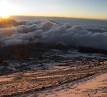 Sunrise Over Mawenzi by Rakesh Malik