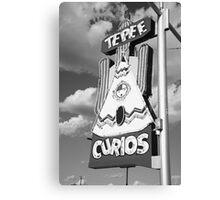 Route 66 - Tucumcari, New Mexico Canvas Print