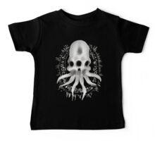 Alien Skull B Baby Tee