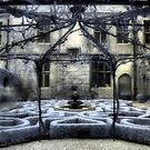 Ghosts of the Knot Garden by Cat Perkinton