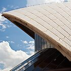 Profile-Sidney Opera House by Robert Kelch, M.D.